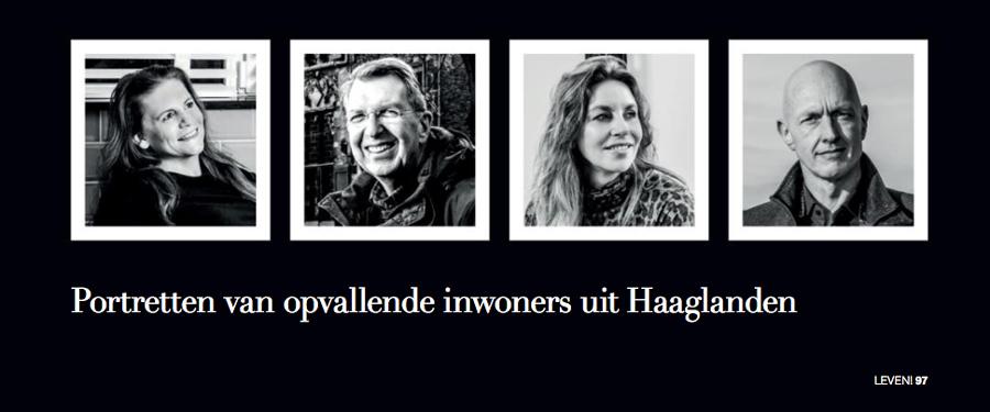 Chaussette uitgelicht in LEVEN! Magazine